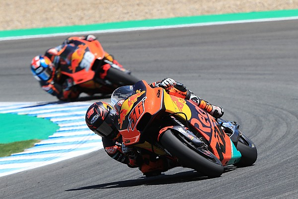 MotoGP KTM could switch to