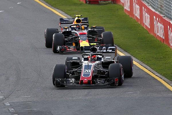 Magnussen: Ultrapassagens na F1 são dependentes de circuitos
