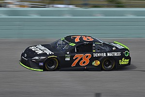 NASCAR Cup Entrevista Truex señala que dejaron de ser nadie para volverse contendientes