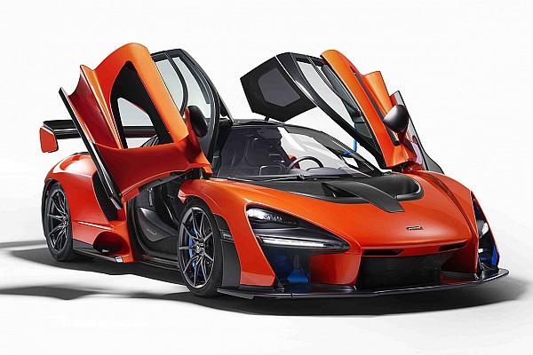 Automotive Top List Así es el McLaren Senna, el superdeportivo dedicado a 'Magic'