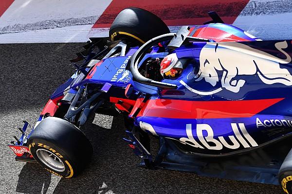 Toro Rosso faz mudanças no departamento aerodinâmico