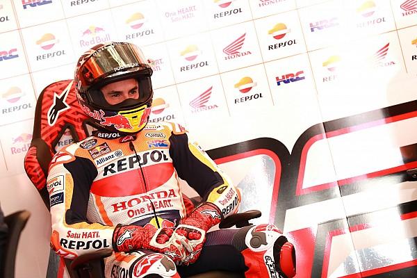 """MotoGP Últimas notícias Márquez justifica bloqueio em Viñales: """"não o esperava"""""""