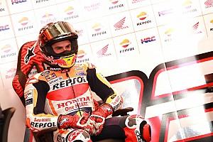 MotoGP Actualités Márquez pénalisé, il partira de la 4e place