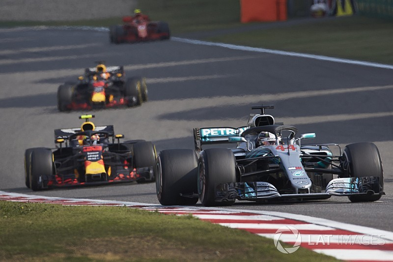 "Mercedes says Red Bull strategy ""wasn't on our radar"""
