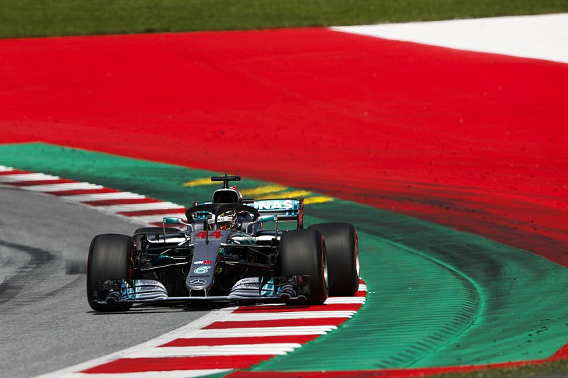 Hamilton'ın Avusturya'da sorun yaşadığı motorunun durumu iyi
