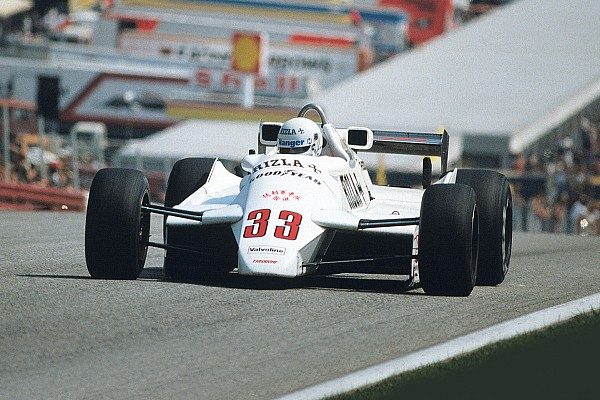 Vintage Breaking news Tommy Byrne to make F1 return at British Grand Prix, aged 60