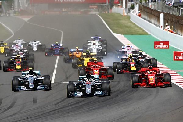 Formule 1 Actualités La réglementation F1 hybride est allée