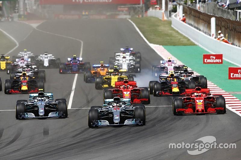 Les audiences de la F1 en hausse sur Canal+