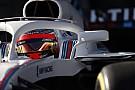 Williams, yeni aracını bugün Kubica ile piste çıkarttı