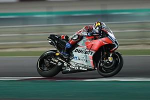 MotoGP Prove libere Losail, Libere 2: Dovizioso guida la doppietta Ducati, terzo un super Rins