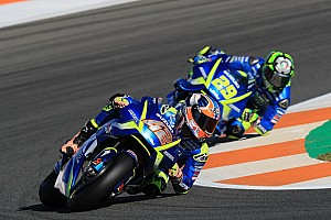 "Iannone: ""Yo hago la moto y Rins la disfruta"""