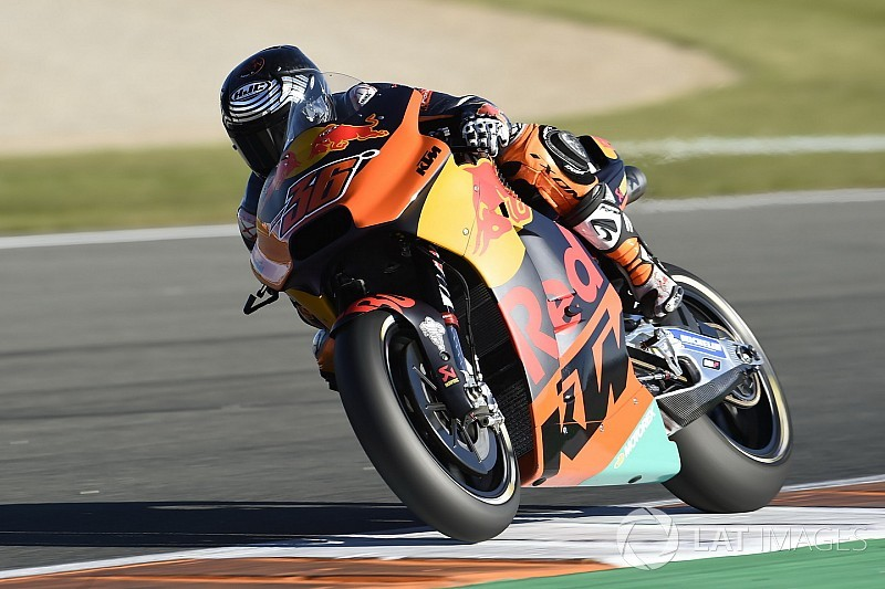 KTM tester Kallio to get five wildcard races in 2018