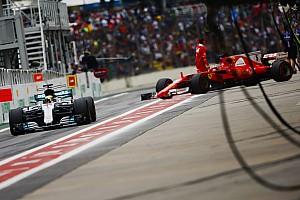 Formule 1 Statistiques Stats - Vettel et Hamilton pour un GP 4 étoiles