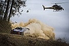 WRC Las imágenes más espectaculares del adiós del WRC a la temporada 2017