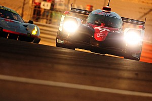 WEC Reporte de prácticas Toyota lidera la primera práctica en Bahrein