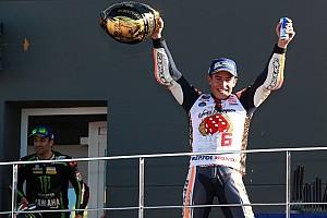 MotoGP Reporte de la carrera Marc Márquez, tetracampeón del mundo de MotoGP
