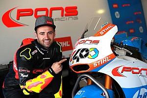 Moto2 News Hector Barbera: Helfen die MotoGP-Erfahrungen in der Moto2?