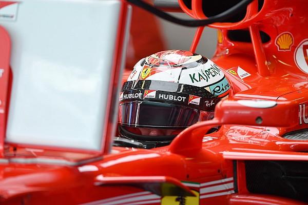 Stop/Go Livefeed Amikor 2 köröd van Räikkönen ellen gokarttal