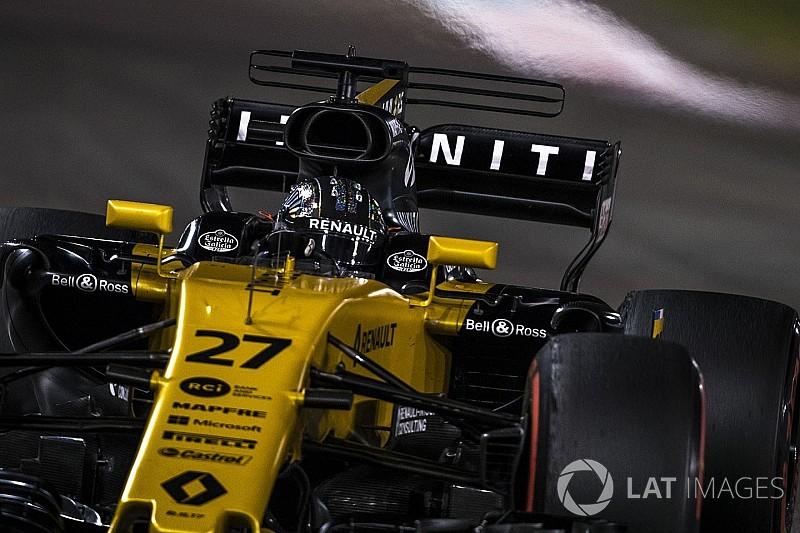 Renault pilotları yarış temposuna güveniyor