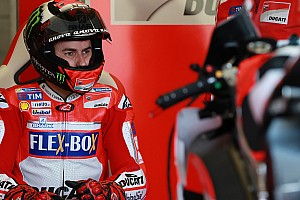 Lorenzo hires Debon as rider coach for 2018