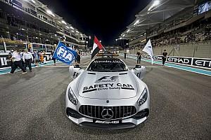 Formula 1'i tanıyalım: Güvenlik aracı