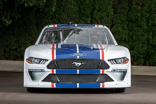 Ford unveils new-look Mustang for 2020 Xfinity Series