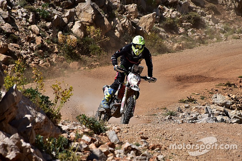Marc Solà gana su primer rally en el Transanatolia 2018