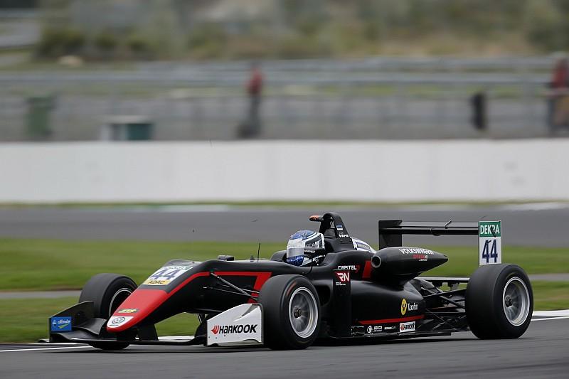 فورمولا 3 الأوروبية: فيبز يفوز بالسباق الثالث في سيلفرستون وتيكتوم يوسّع صدارته