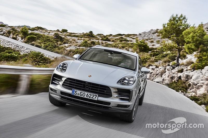 Porsche випустила Macan S із новим турбодвигуном V6