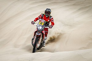 Honda wint protest tegen organisatie Dakar Rally