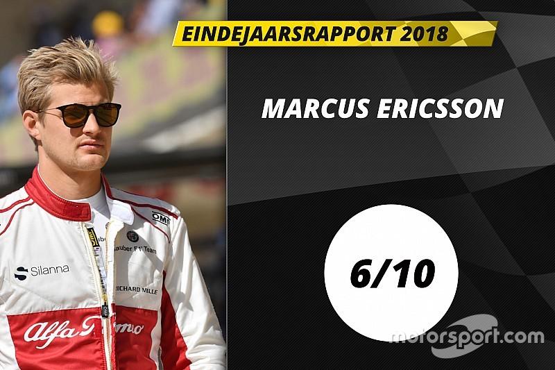 Eindrapport Marcus Ericsson: Gegroeid, maar niet genoeg