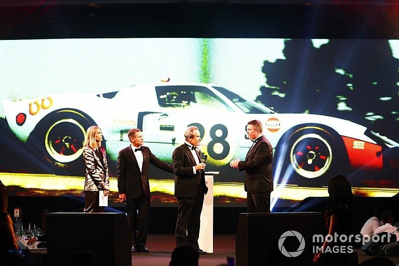 Autosport Awards: Jacky Ickx earns lifetime achievement honor
