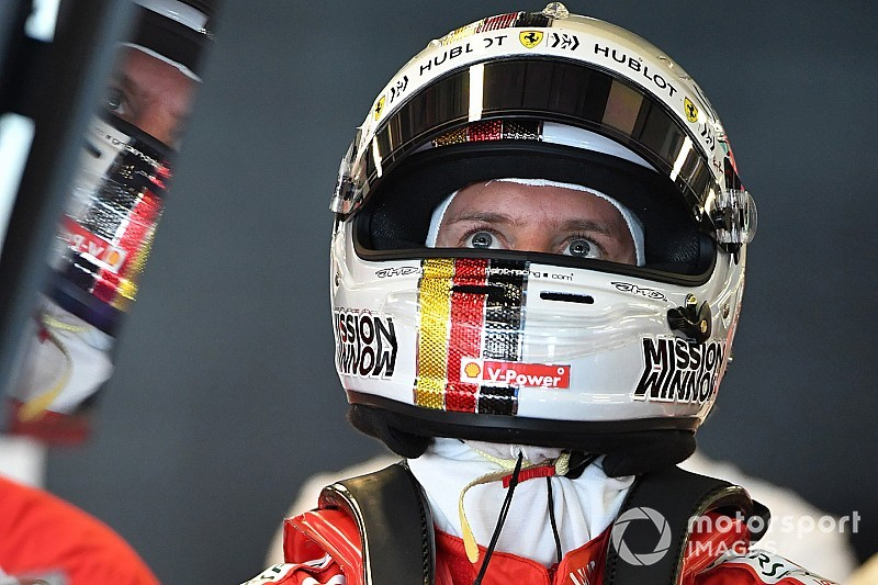 Vettel: I wasn't
