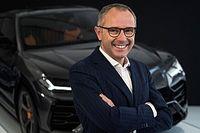Stefano Domenicali nowym szefem Formuły 1