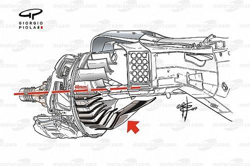 К 2021 году машинам Ф1 подрежут диффузоры и крылышки на тормозах