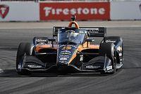 O'Ward tercero en test en Barber posterior a la temporada