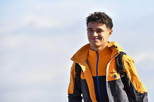 Norris, yeni karting takımının gençlere yardımcı olmasını umuyor