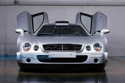 Mercedes-Benz CLK GTR could hit $10m at Pebble Beach auction