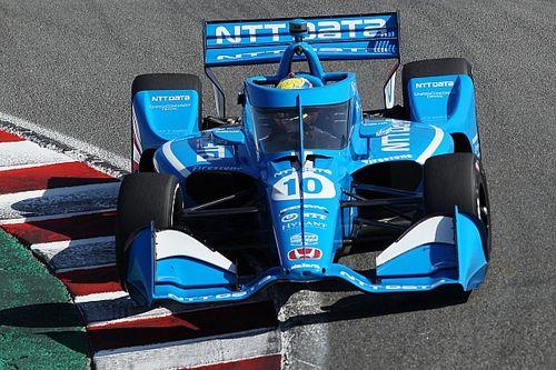 IndyCar - Palou saldrá por delante de sus rivales en Laguna Seca