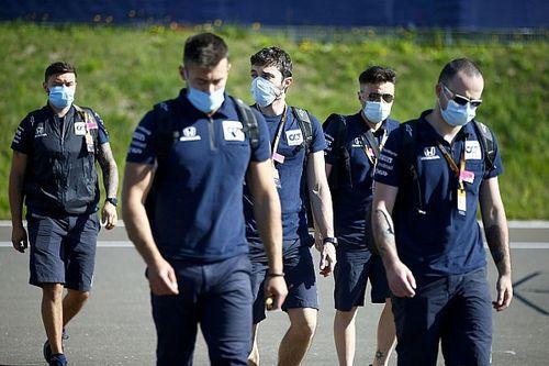 F1-personeel riskeert celstraf bij breken bubbel in Hongarije