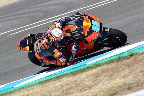 Test Moto2 Jerez: Martín domina una sessione serrata