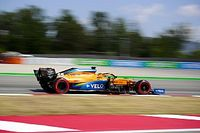 Sainz's cooling issues solved with engine change