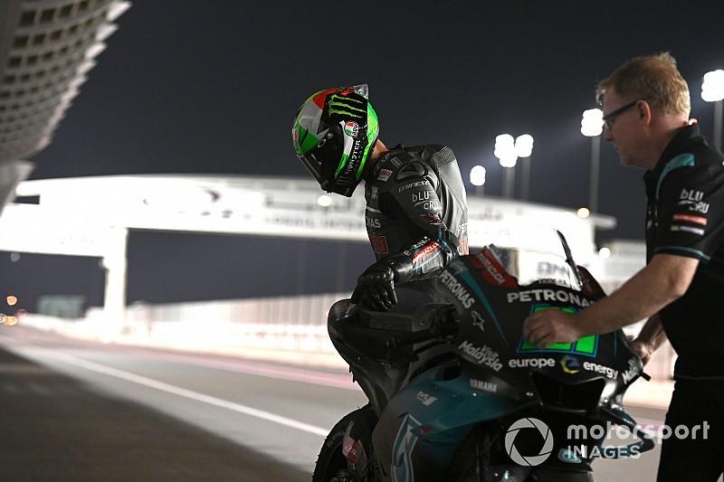 La Dorna ha deciso di non anticipare la partenza del GP del Qatar di MotoGP