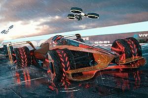 MCLExtreme: Visi Formula 1 2050 dari McLaren
