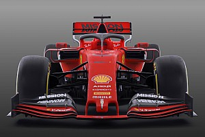 Képgaléria Vettel és Leclerc legújabb F1-es gépéről: Ferrari SF90