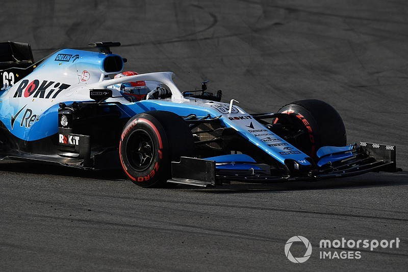 Russell: New Williams feels