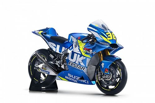 Suzuki présente sa livrée 2019