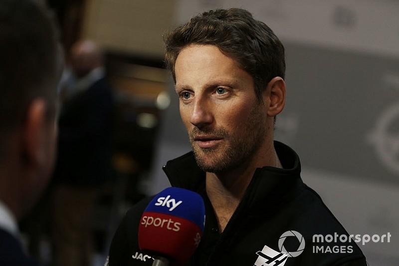 """Grosjean quer evitar repetição de """"caminho difícil"""" de início de 2018"""