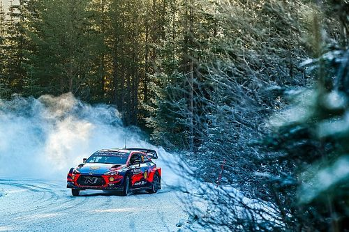 Rally Sweden moves north for 2022 WRC round