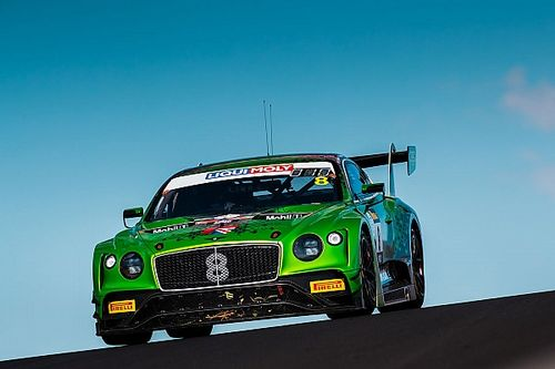 Bentley to end factory programme with Continental GT3